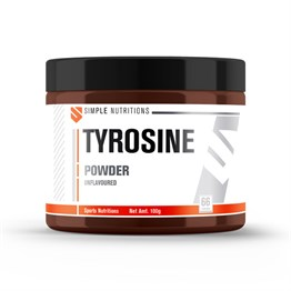 Simple Nutritions Tyrosine Unflavoured 100 gr